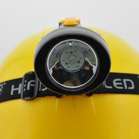 LED Miner Cap Headlamp KL2.5LM(B)