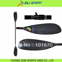Hot Selling Made in China Full Carbon Fiber Kayak Paddle with 10cm Adjustment