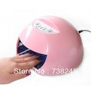 12W  LED light therapy Nail UV Curing Lamps Nail Dryer 3 Timer Energy-saving Nail spa Free Shipping