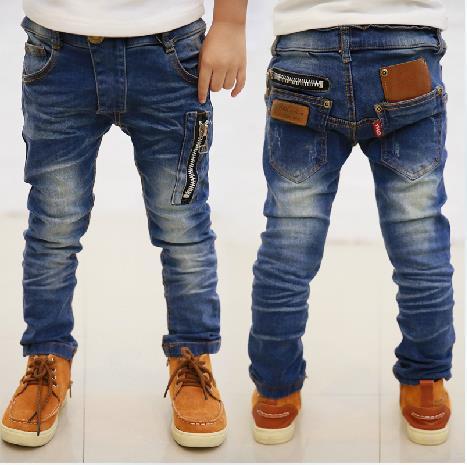 Enfants jeans de mode pour enfants jeans nouvelle livraison gratuite