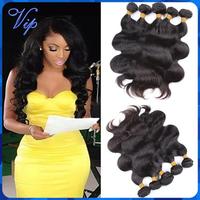 New Star Brazilian virgin Hair Body Wave 3Pcs/Lot Unprocessed Brazilian Virgin Hair Free Ship Natural Color Human Virgin Hair