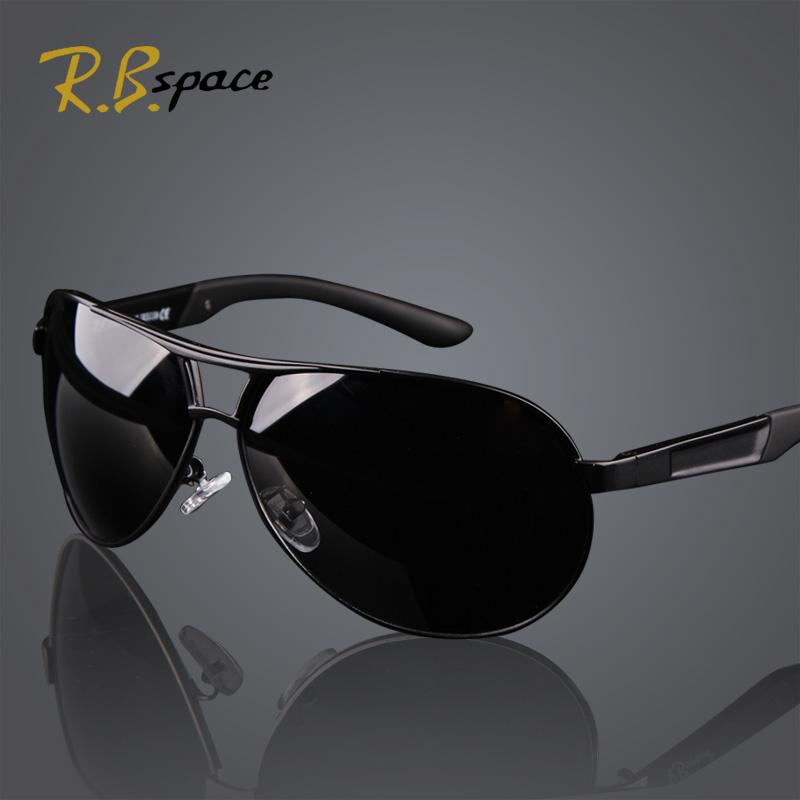 Hot 2015 Fashion Men's UV400 Polarized coating Sunglasses men Driving Aviator Mirrors Eyewear Sun Glasses for Men with Case Box(China (Mainland))