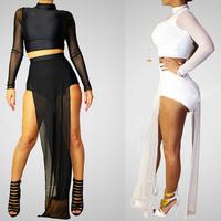 2014 Winter Woman Long Casual Dress Fashion Elegant Sexy Club Bohemian Bandage Party Dress Bodycon Clothing Set Prom Maxi Dress