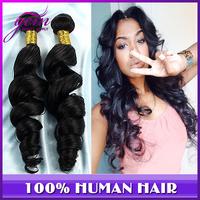 5A Brazilian Virgin Hair Loose Wave 3pcs 4pcs lot Mocha Rosa Hair Company Ali Moda human hair Extension Brazillian loose wave 1b