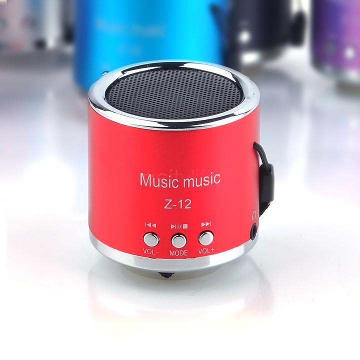 2014 New Wireless Portable Mini Speaker Computer Amplifier FM Radio USB Micro SD TF Card MP3 Player #6 OS000396(China (Mainland))