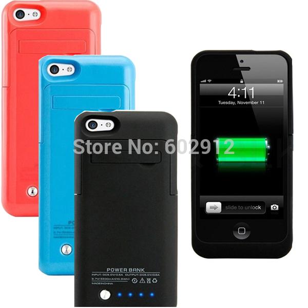 Чехол для для мобильных телефонов SQDeal 2200mAh Powerbank iPhone 5 5S 5C 5G BBI28B чехол для для мобильных телефонов generic iphone 5 5s 5g 5