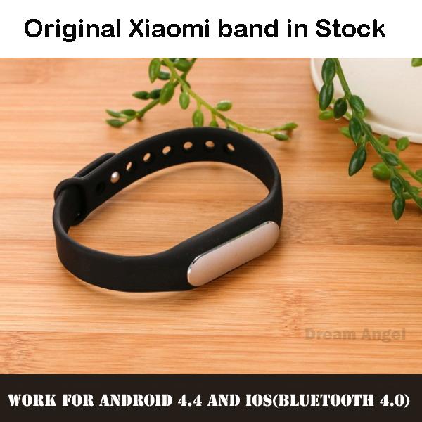 IN STOCK! 100% Original! 2014 Newest Xiaomi MiBand , Smart Xiaomi Mi band Bracelet for Xiaomi MI4 M3 MIUI(China (Mainland))