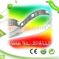 Free shipping! WS2801 LED strips,pixel led strips, LED magic strips,Digital LED strips ( IP20 )