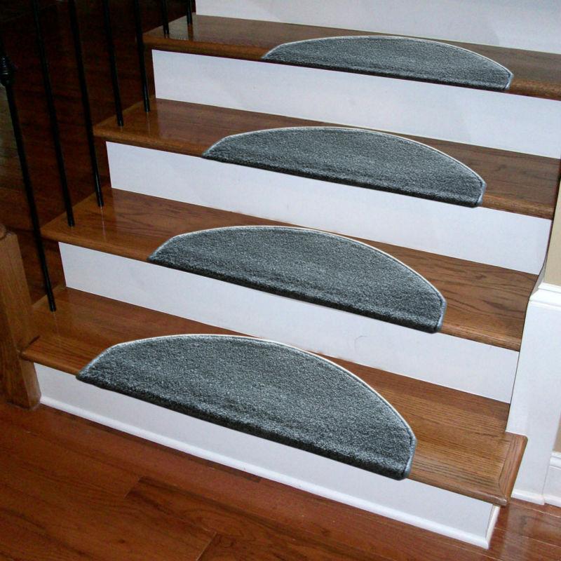 scala tappeti antiscivolo stuoie e tappeti per scale skid pedate pad ispessimento durevole ...