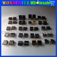 Sample package:Mix 20Models,Original New Laptop USB Jack,40pcs/lot,2pcs each model