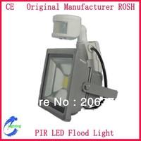 Wholes Price 70W 50W 30W 20W 10W AC85-265V PIR Motion Sensor LED Flood light