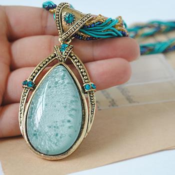 Wholesale Jewelry Store Drop Pendants Necklaces for Women N1152 (Mix minimum order is USD10)