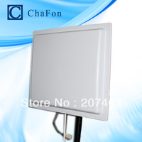 uhf rfid long range reader +TCP/IP (ethernet ) interface (10~12meters)+free DHL/UPS shipping+free sample tags and cards
