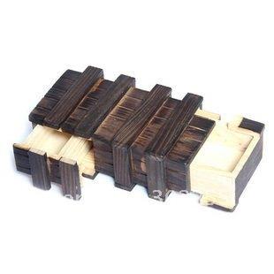 50pcs/lot secret lock dual magic IQ wooden gift box -Brain Teaser Puzzle Christmas gifts box gifts idea +Fedex/EMS free shipping