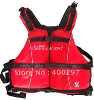 2011 Atistic comfortable fit Life jacket  life vest PFD RED swim 10pcs/carton