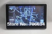 Free shipping  MTK 912C 4GB 4.3 inch GPS Navigation with FM& Wince 6.0 with 2012 lastest iGO8 maps