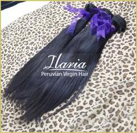 Peruvian Virgin Hair Straight 4Pcs Rosa Hair Products Human Hair Weave Extension Unprocessed Natural Black Hair Shipping Free