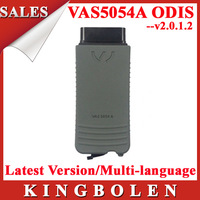 Hotsell 2014 Latest VW Aud SEAT SKODA Diagnostic Scanner VAS5054A Bluetooth VAS 5054a With ODIS V2.0.1.2 DHL Free Shipping