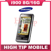 100% original  i900 8GB / 16GB internal memory Unlocked  Omnia 3G 5 MP Wi-fi GPS  with russian language free shipping