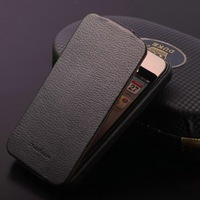Luxury genuine leather case for Iphone 4s 4g 5g Original Faddist ultrathin leather cover handbag for iphone 5g