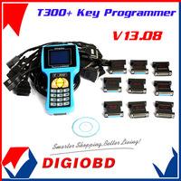 2014 Professional Auto Transponder V13.08 T300 Key Programmer T-300 key transponder-DHL/UPS Free shipping