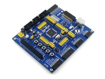 ATMEL AVR Development Board ATmega128A-AU 8-bit RISC AVR ATmega128 Development Board Kit = Waveshare OpenM128 Standard