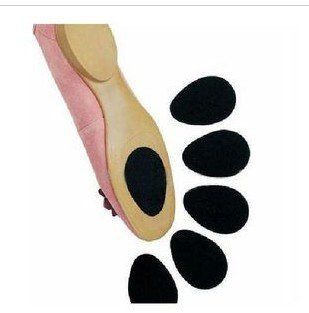 X011 Anti Slip Pad Ground Grips Under Soles Cushion 10 pairs Under Shoe Non/Anti Slip Sole Adhesive Pad unisex  10 pairs/lot