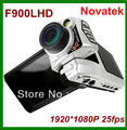 F900LHD Car DVR, 12MP 1920*1080P 25fps, Video Quality the similar as DOD, HDMI, Novatek chipset,F900 car camera,free ship