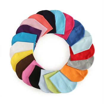 10 PCS / Lot Cotton Infant Hat Skull Cap For 1-3 Years Toddler Infant Baby Boys & Girls Wholesale  20 Colors choose