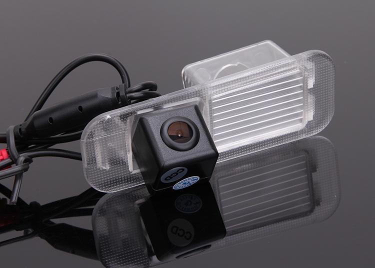 CCD Car Parking Camera for KIA K2 Rio Sedan Auto Backup Rear View Reversing Review Park kit Night Vision Free shipping(China (Mainland))