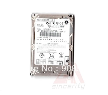 "FREE SHIPPING Major Brand above 90% new 2.5"" HDD IDE/PATA 80GB  Hard Disk Drive for laptop"
