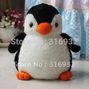 J1 Cute Tux penguin plush toy doll gift, Super Soft Plush,25CM 35CM 45CM,1 PC
