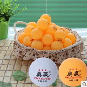 Free Shipping Hot  Big Nice Big 40mm 3 Stars Best Table Tennis Balls  Ping Pong Balls Ping-Pong Big Balls