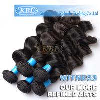 New KBL brazilian virgin hair body wave 100% Remy Unprocessed virgin brazilian hair weave bundles cheap 100 human hair extension