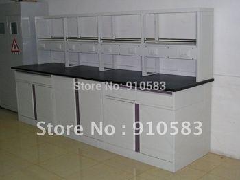 3.0 meters Steel Lab Furniture/Steel Laboratory Side Bench/Steel Lab Side Table
