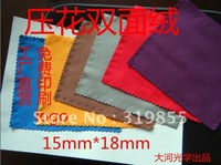 Manufacture,eyeglasses cleaning cloth 15cm*18cm ,FREE PRINT LOGO,1000pcs,beaver ,Camera,LCD Spectacle Cleaning Cloth