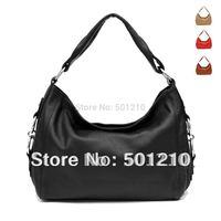 Free shipping, Fast sending, In Stock, 100% Best Genuine Cow Leather Women's Handbag shoulder bag, Phone Pocket
