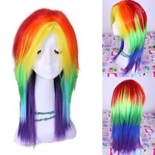 rainbow wig promotion