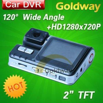 """HD Car dvr 2.0 """" TFT LCD rotated 1280x 720 p http://youtu.be/KRwpHQHTC-A"""