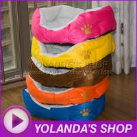 Hot Sales! Cat Bed ! Pet Basket  Beds For Dogs/Cats/Rabbits [Size-M ] 46*42*14cm\[Size-L ] 60*53*18cm