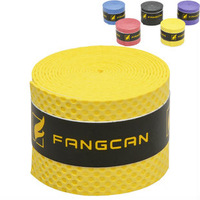 Free shipping,60pcs,High quality badminton / tennis rackets grips/overgrips - FC grained gips