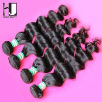 6a Unprocessed Virgin Brazilian Hair 4pcs/Lot,Brazilian Hair Bundles,Hair Weave,Free Shipping,Virgin Brazilian Wavy Hair