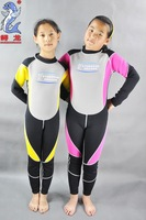Sturgeon Dragon teenager wetsuit Diving wetsuit fullsuit children wetsuit thickness 3mm FREE SHIPPING HIGH QUALITY FAMOUS BRAND