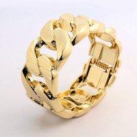 Bracelets & Bangles Gold Turnlock Katie