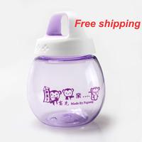 Free shipping Fuguang brand 360ML FGA184-360  elegant plastic water bottle for 2012