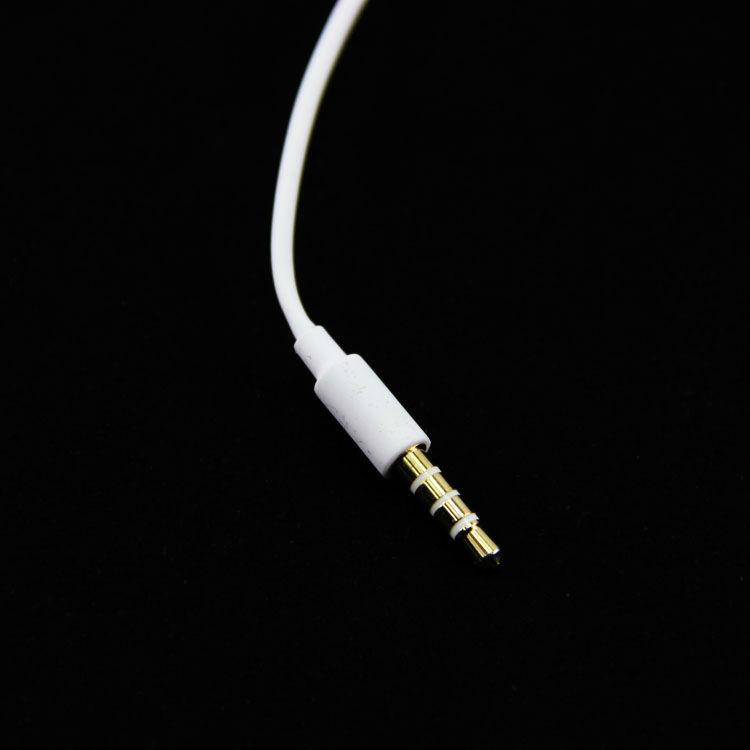 For GALAXY S3 S4 S5 I9300 I9500 GALAXY Note Note2 Note3 Note4 With Control  HANDSFREE HEADPHONES EARPHONES  Free Shipping White