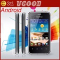 Freeshipping U10(S5830/A5830i) Android 4.0 Mobile Phone 3.5&quot;Touchscreen Dual sim 1GHz 256MB RAM 2.0MP WIFI Unlocked