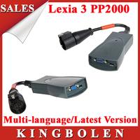 2014 Newly Professional Diagnostoc Scanner Lexia3 For Citroen/Peugeot Multi-language Lexia 3 V48 PSA XS Evolution Diagbox V7.57