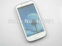 "Promotion 4.7"" Phone android 4 OS Dual core processor HD AMOLED Screen WIFI GPS Bluetooth WCDMA GSM dual SIM Free shipping"