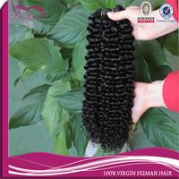8inch-30inch Latest Design Virgin Brazilian human Hair Baby Hair Curl Hair Extension brazilian hair weave bundles
